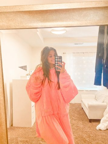 The Comfy - a blanket sweatshirt
