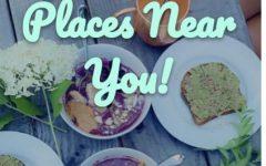 Top 10 brunch places near you!