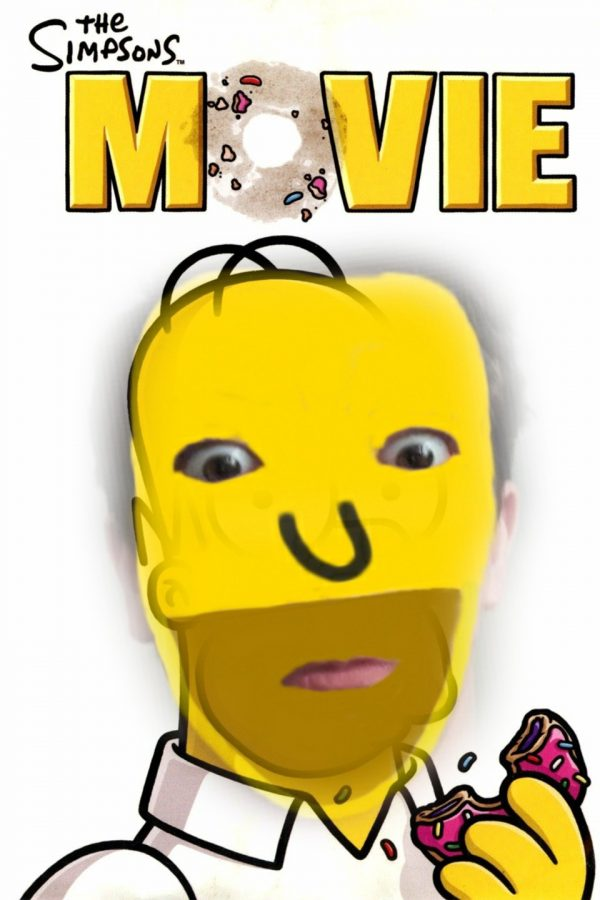 The critic gives you his take on The Simpsons Movie.