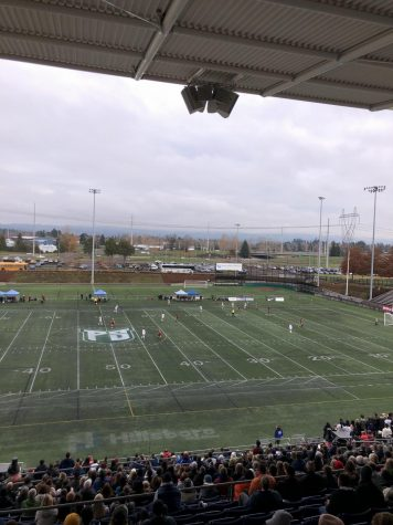 A look inside Hillsboro Stadium, the host of the state championships in football and soccer. Wilsonville sports are 2-5 in their last 7 appearances here.