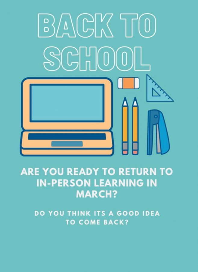 Are you ready to go back to school in-person?