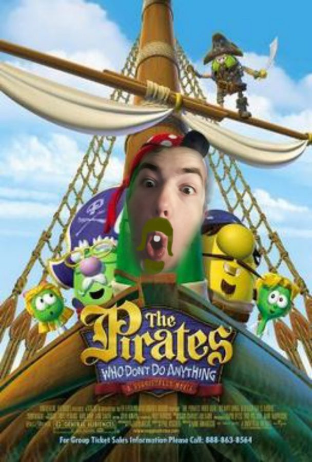 The critic gives you his take on The Pirates Who Dont Do Anything: A VeggieTales Movie.