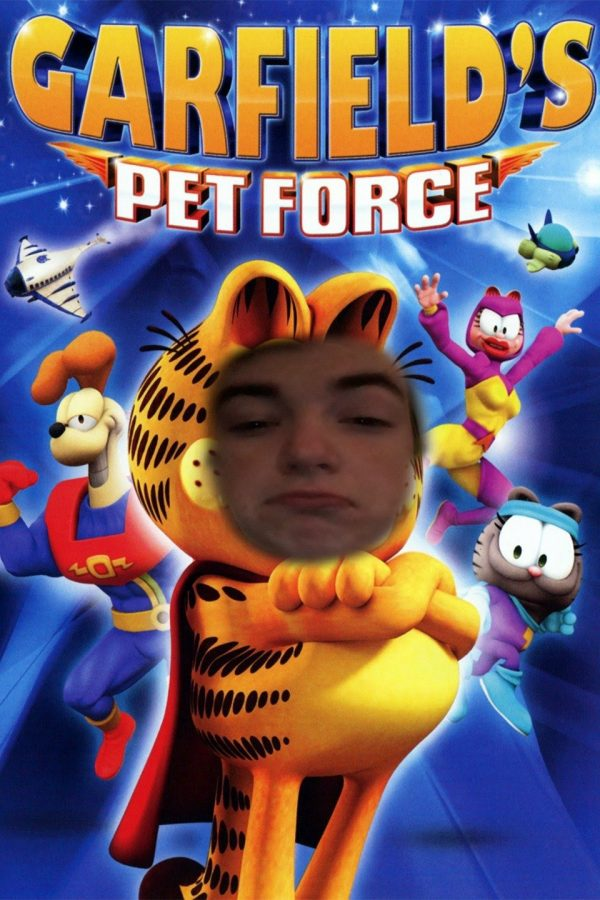 The critic gives you his take on Garfields Pet Force.