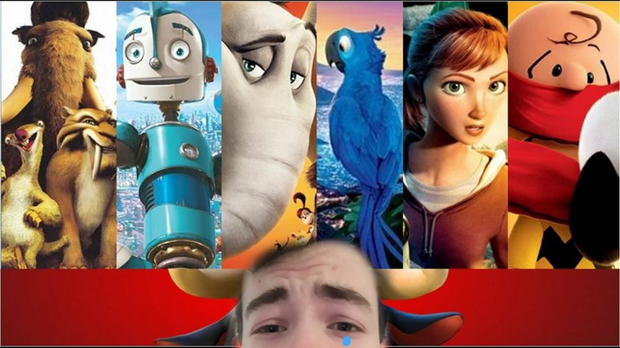 The critic gives you his take on the top 5 Blue Sky films.