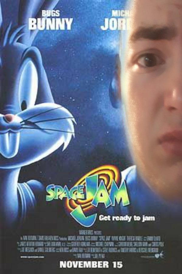 The critic gives you his take on Space Jam.