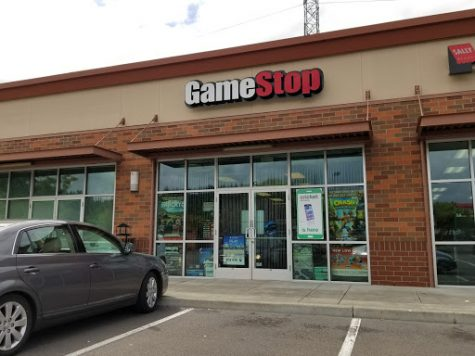 GameStop, a since forgotten retail store that has been revived through rebellious investing.