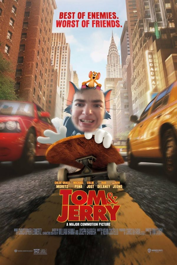 The critic gives you his take on Tom and Jerry (2021).
