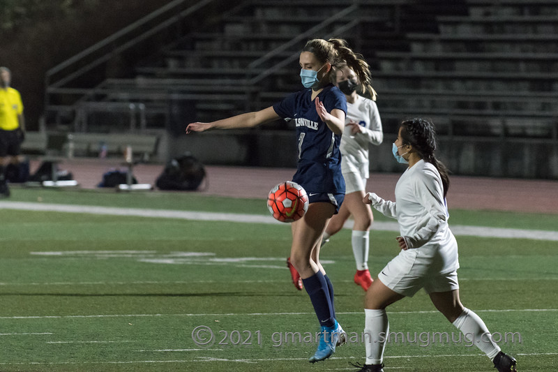 Wilsonville concluded an undefeated season by taking down the Lions 1-0.
