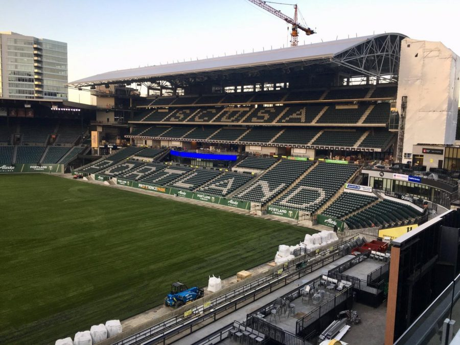 Providence Park, the home to the Portland Timbers and Portland Thorns FC, will be the venue for 2021 Graduation. Graduation for the Class of 2021 will take place on June 10th at 4pm.