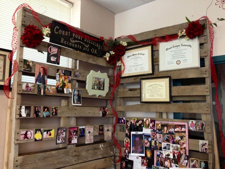 Graduates Memory Board