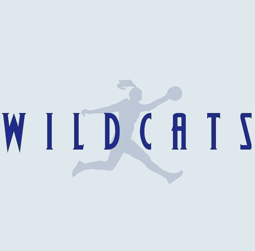 Logo of the Wilsonville Wildcats girls basketball team. Spring sports are beginning at WHS.