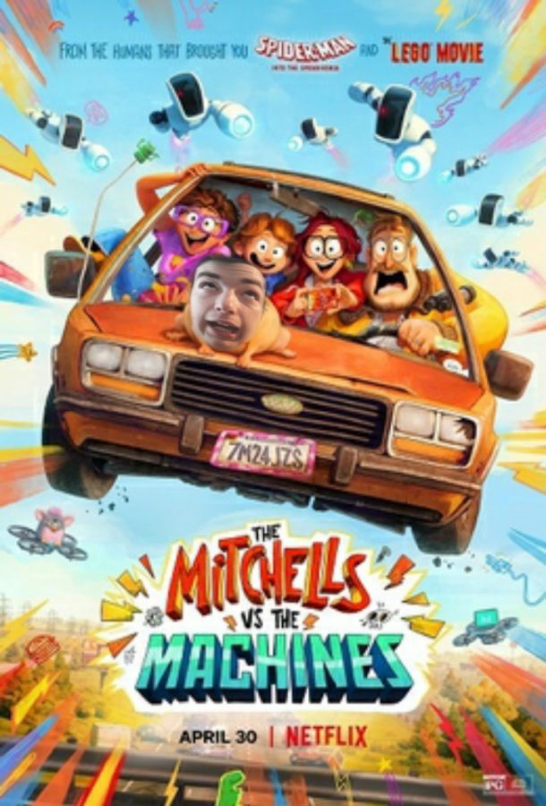 The critic gives you his take on The Mitchells vs. The Machines.