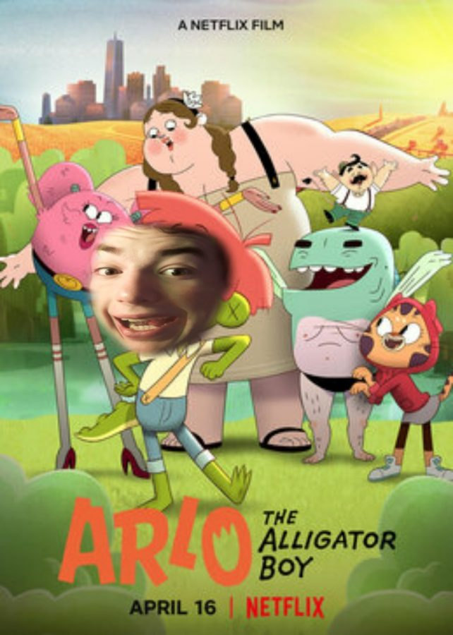 The critic gives you his take on Arlo the Alligator Boy.