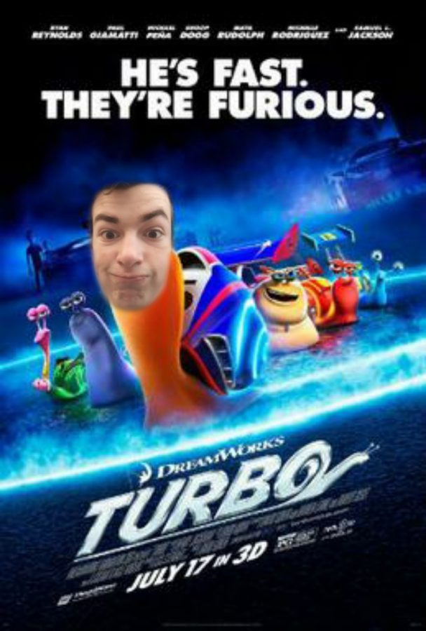 The critic gives you his take on Turbo.