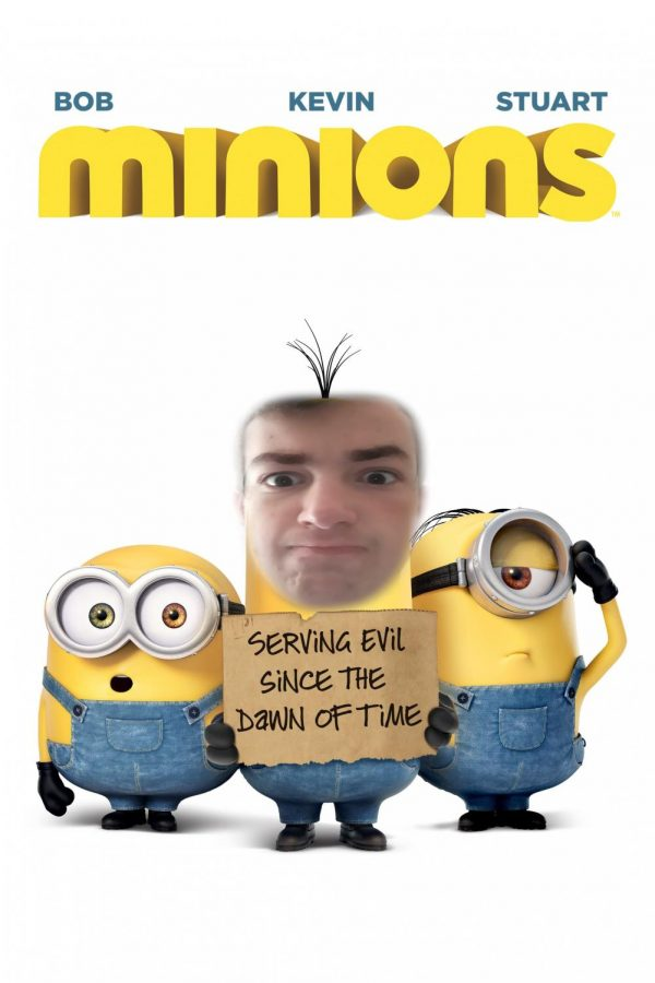 The critic gives you his take on Minions.