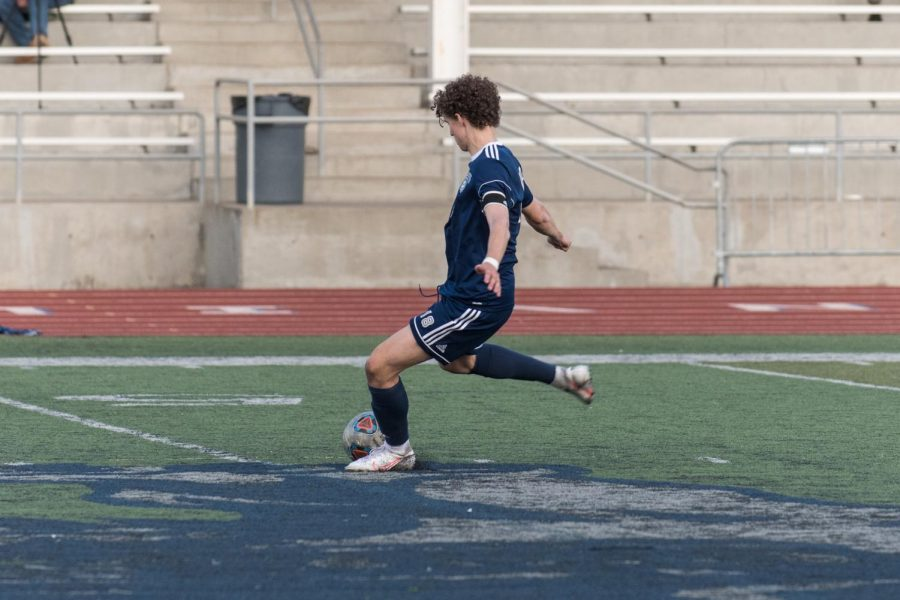 Joey Friedman continues to be a leader on a great Wilsonville squad.