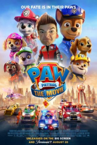 The critic gives you his take on PAW Patrol: The Movie.