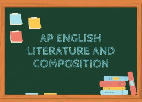 AP Literature class showcase by Elizabeth Harris