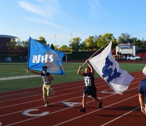 WHS homecoming parade 2021!