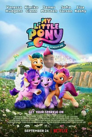 The critic gives you his take on My Little Pony: A New Generation.