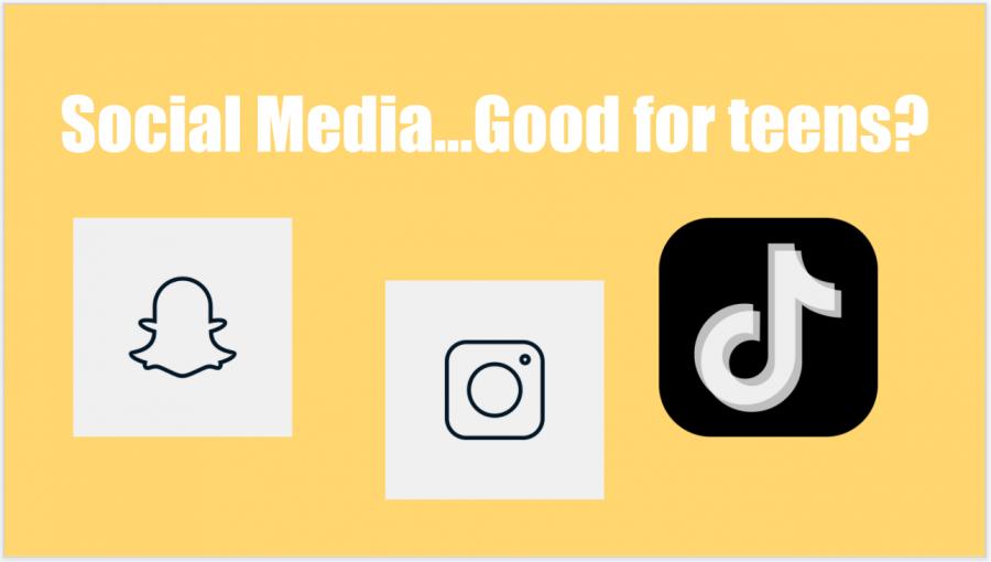 Is+social+media+good+for+teens+mental+health%3F