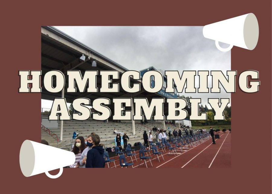 2021-2022 Homecoming Assembly