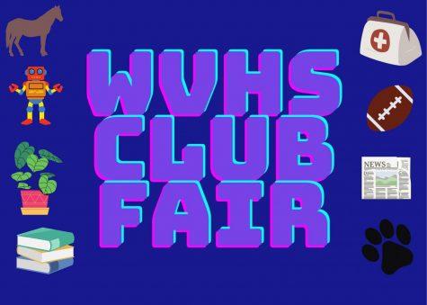 WVHS Club Fair