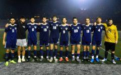 Boys Soccer defeat Scappoose on senior night