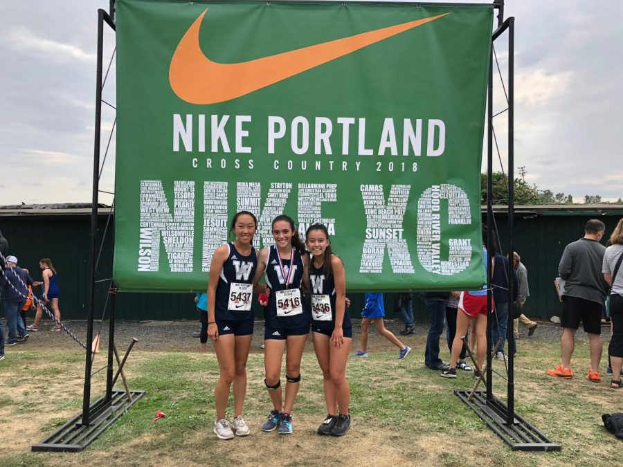 best loved fc770 fb49c Meets and medals: Nike Portland XC invitational ...